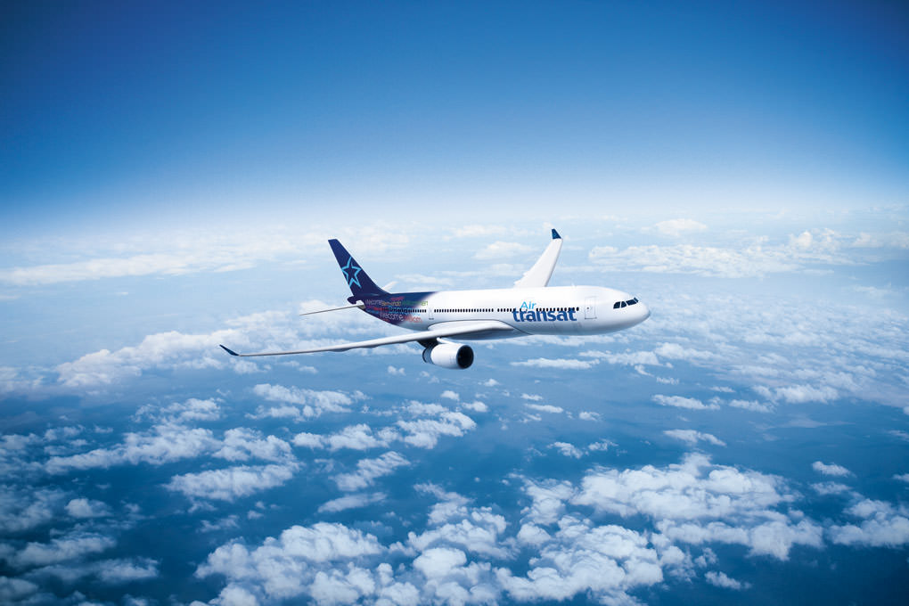 air transat un vol suppl 233 mentaire vers la costa sol profession voyages