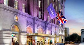 [Londres] le Hard Rock Hotel s'installe