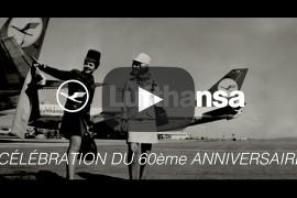60ème anniversaire de Lufthansa au Canada