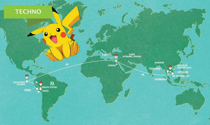 vendre des voyages pokemon tourisme
