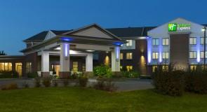 L'hôtel Holiday Inn Express Québec, une destination de choix pour votre voyage d'affaires.