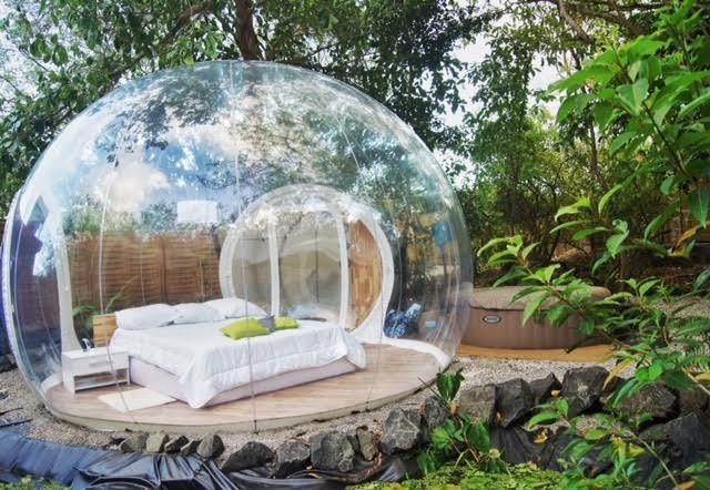 domaine des bulles martinique