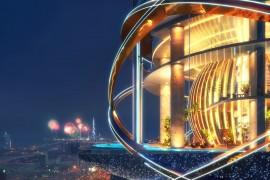 Le premier hôtel avec forêt tropicale intégrée se découvrira à Dubaï