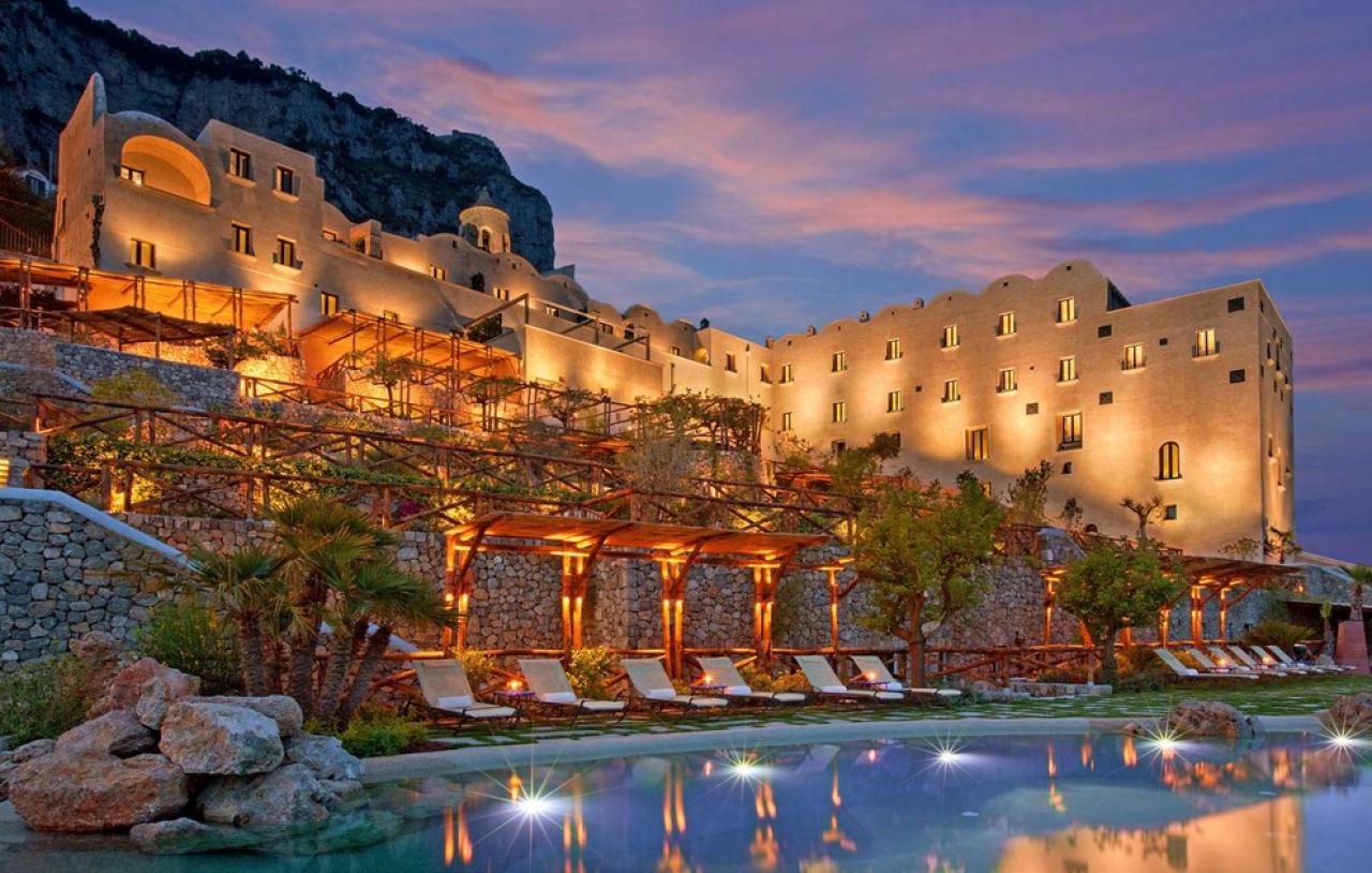 Plus Bel Hôtels Italie