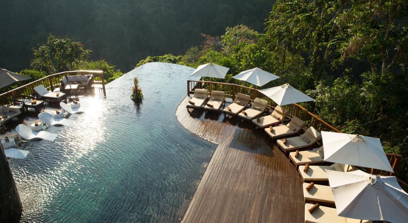 Dormir dans les jardins suspendus d 39 ubud bali for Les jardins de bali