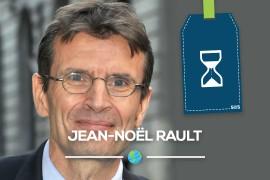[Jean-Noël Rault] Vice-président et Directeur général d'AIR FRANCE KLM au Canada