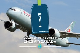 Air Canada: Des vols directs Montréal-Shanghai