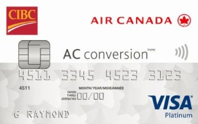 Air canada et la banque cibc lancent une carte pr pay e multidevise pour les - Carte de paiement castorama ...
