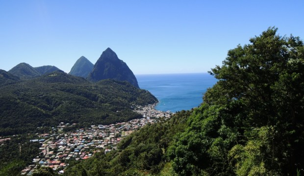 Caraïbes: Sainte-Lucie poursuit ses projets de développement pour accueillir plus de touristes