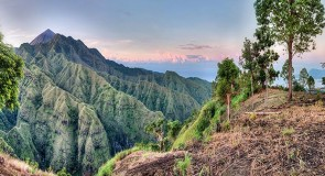 L'écolodge communautaire de Wolokoro, spectaculaire entre montagne et mer