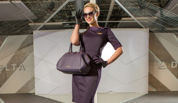 Delta Air Lines présente ses nouveaux uniformes