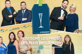 Qui sont les pros les plus influents au Québec?