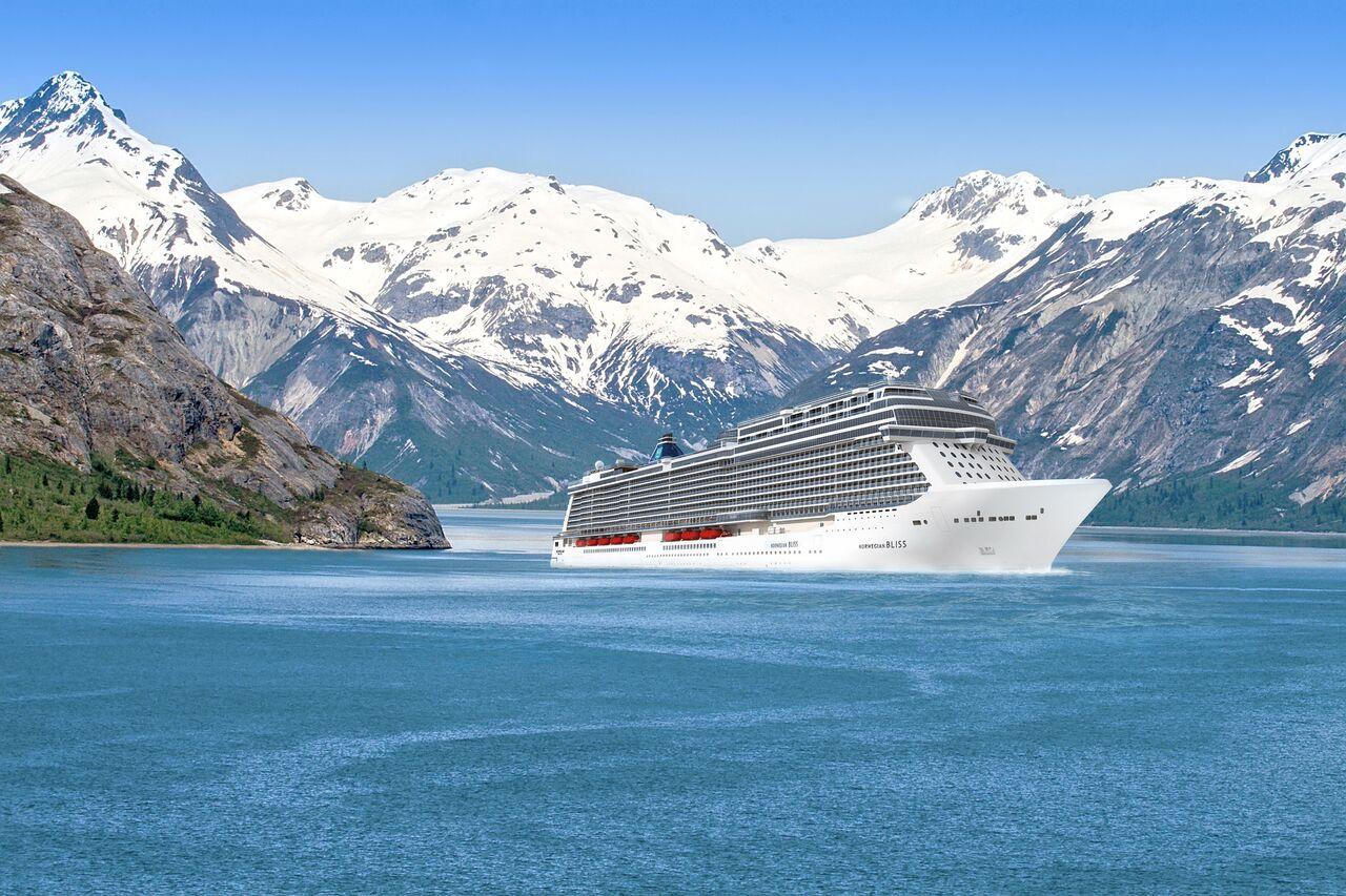 norwegian bliss nouveau bateau ncl alaska