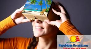 La République Dominicaine lance une nouvelle expérience de réalité virtuelle