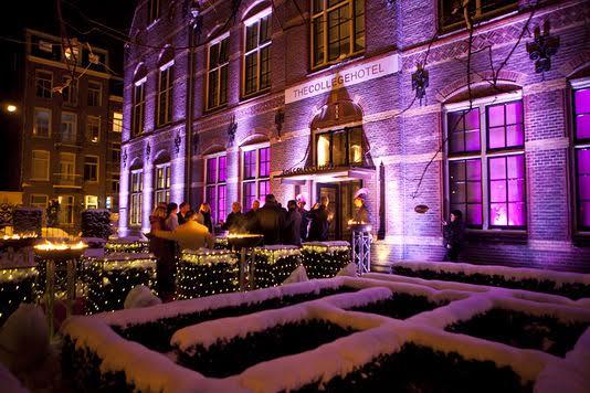 hotel ecole a amsterdam