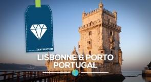 """[Lisbonne et Porto] deux villes """"coups de cœur"""" au Portugal"""
