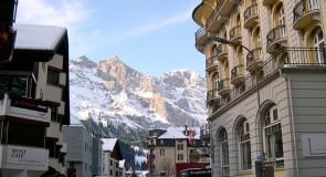 Un Village d'ange dans les montagnes : Engelberg