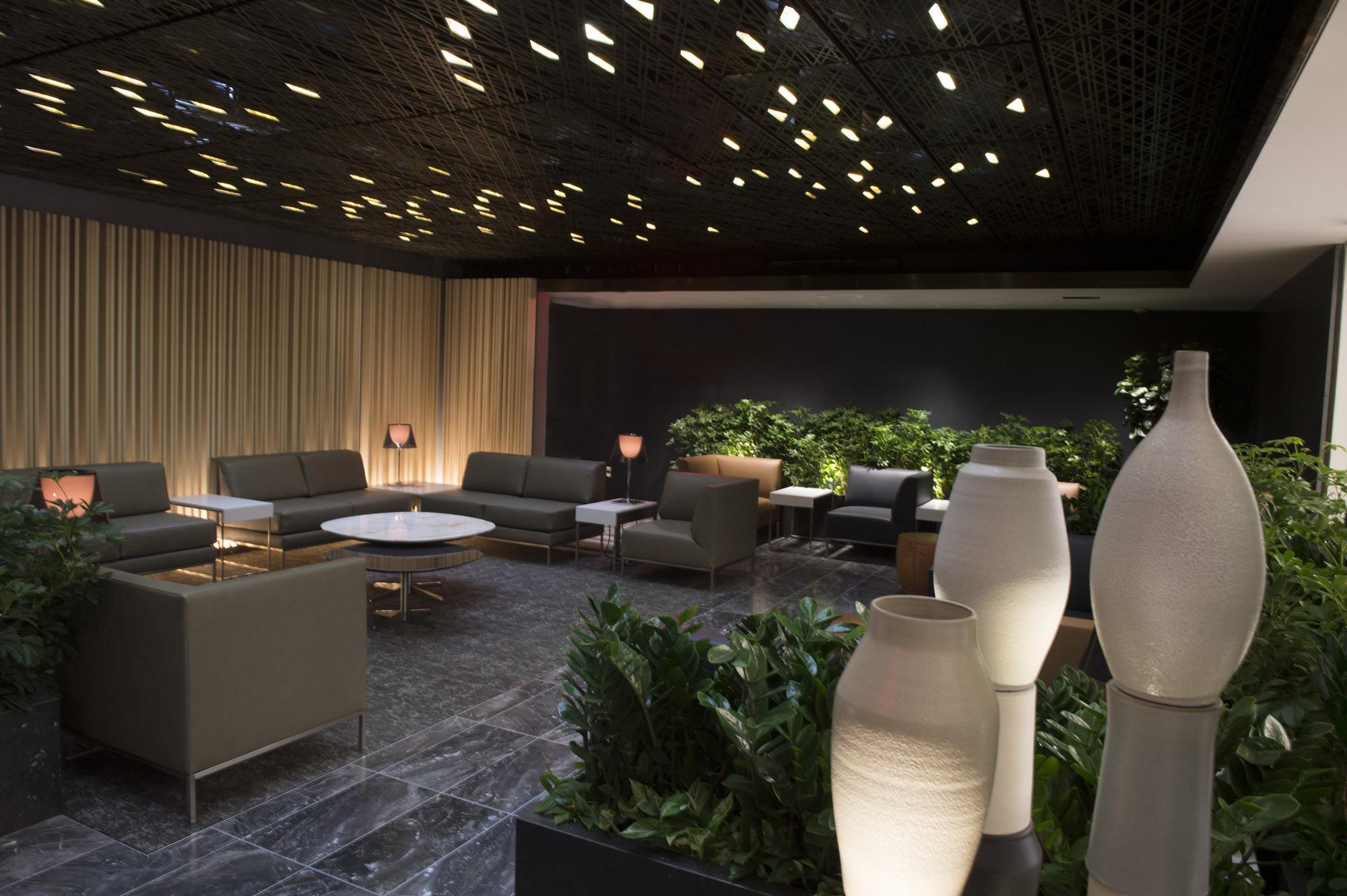 Air canada un nouveau salon feuille d 39 rable l for Salon du canada