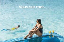 Club Med: une brochure et un slogan qui accrochent!