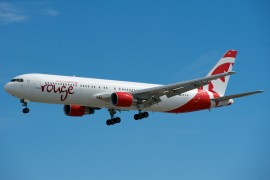 [Air Canada Rouge] Marseille sans escale