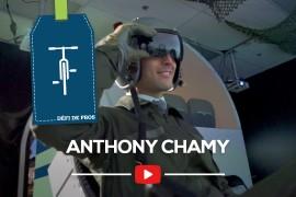 [DÉFI DE PROS] Anthony Chamy pilote!