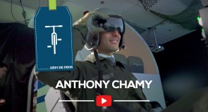 [DÉFI DE PROS] Anthony Chamy pilote!