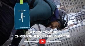 [DÉFI DE PROS] Christopher Jeffrey-Racine, l'homme sous le masque de Spider Man!