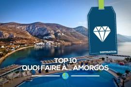[Top 10] des activités à faire à Amorgos