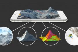 [APPLI] FATMAP, l'application 3D pour la montagne