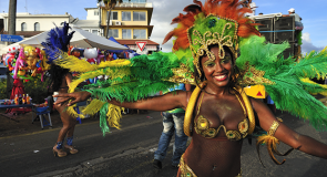 Vivez le carnaval en Martinique!