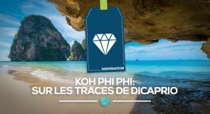 [Koh Phi Phi] Sur les traces de Dicaprio