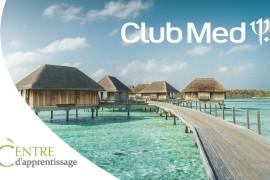 [Club Med] Nouveau programme d'e-learning