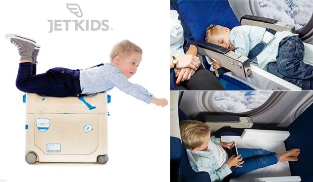 La BedBox une valise et un lit d'appoint pour l'avion!
