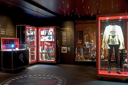 Queen Montreux Studio Experience