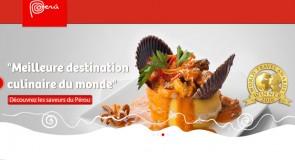 Le Pérou, meilleure destination gastronomique aux World Travel Awards!