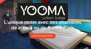 Découvrez YOOMA, une expérience hôtelière inédite!