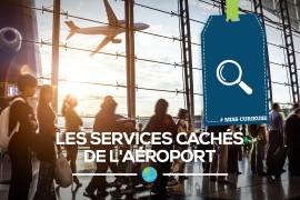 [#Miss Curieuse] Les services cachés de l'aéroport de Montréal