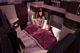 Les chambres doubles arrivent dans les avions