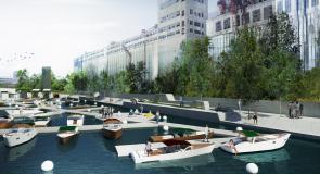 [Nouveau] Un hôtel sur l'eau à Montréal cet été