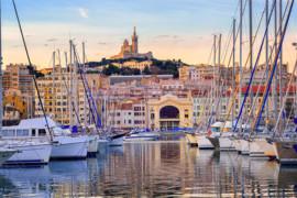 Marseille: votre prochaine porte d'entrée pour vos vacances en France