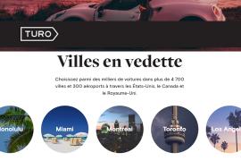 Turo: Le Airbnb de la voiture!