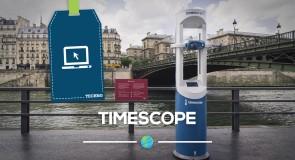 [Timescope] la « machine à voyager dans le temps » dédiée aux espaces touristiques