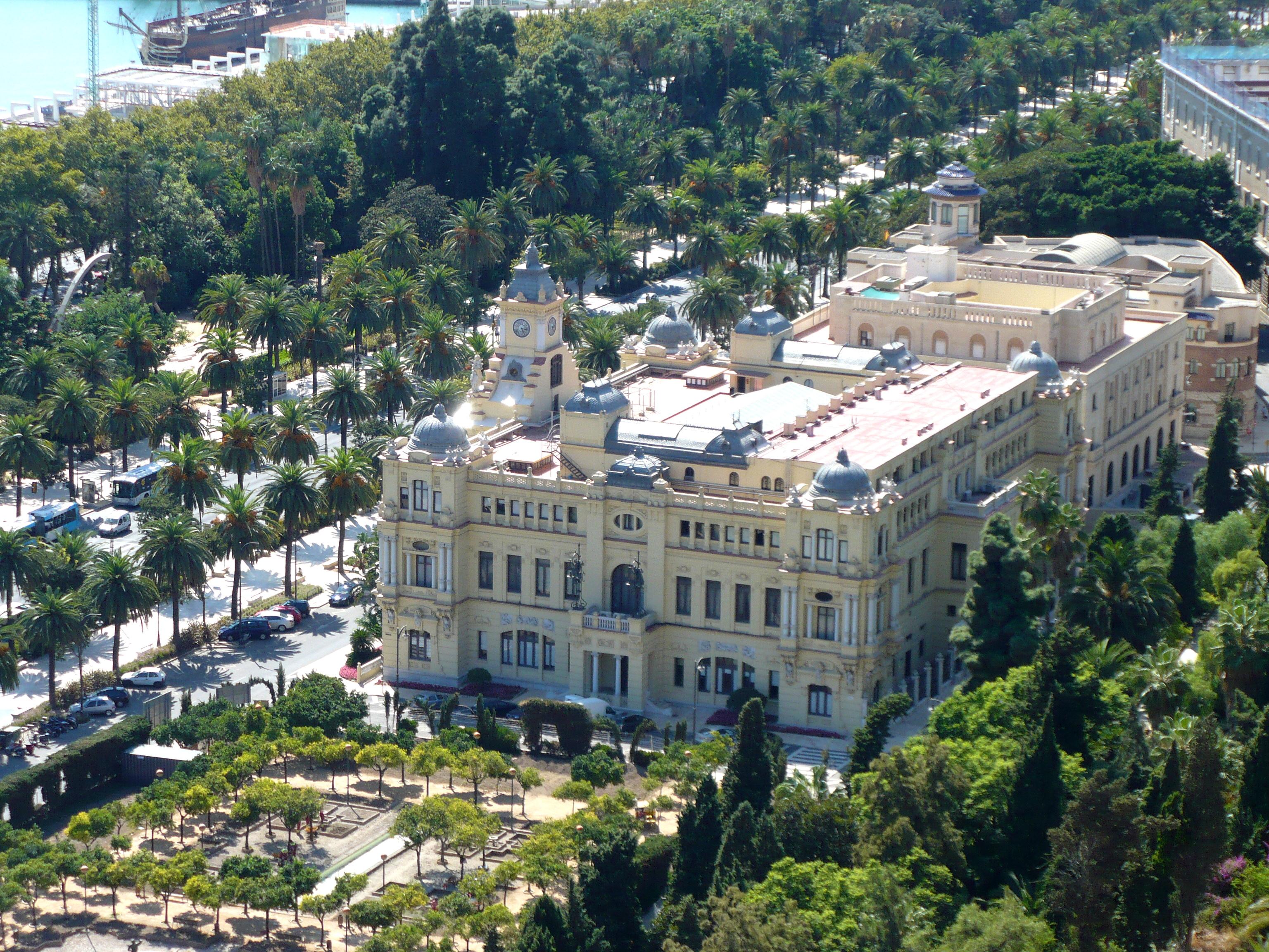 Malaga Est Elle Une Belle Ville