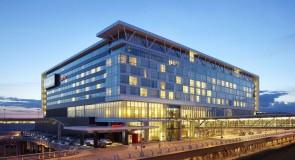 L'hôtel Marriott Terminal Aéroport de Montréal «Hôtel Marriott le mieux géré en Amérique »