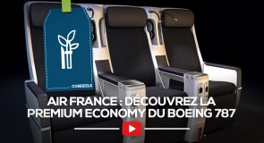 [Air France] La nouvelle cabine Premium Economy du Being 787