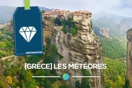 [Grèce] Météores : plus près des cieux!