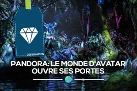 [Disney] Pandora: le monde d'Avatar ouvre ses portes