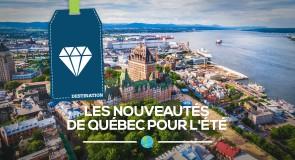 [Québec] Les nouveautés culturelles de l'été
