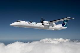 [WestJet] lance son premier vol intérieur au Québec