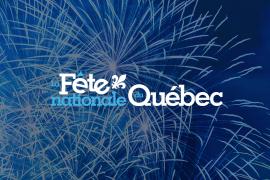La programmation complète de la Fête nationale du Québec!